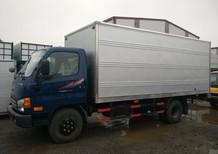 Xe tải Hyundai 6,5 tấn Trường Hải mới nâng tải 2017