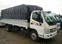 Giá xe tải hyundai 5 tấn trường hải mới nâng tải 2017 ở hà nội