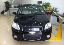 Cần bán xe Chevrolet Aveo MT đời 2017, màu đen