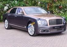 Cần bán xe Bentley Mulsanne EWB đời 2017, nhập khẩu chính hãng