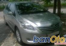 Bán Toyota Vios 1.5E đời 2011, màu bạc, còn mới