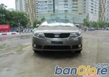 Bán xe Kia Forte sản xuất 2011, màu xám, số sàn, giá chỉ 419 triệu