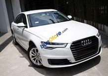 Cần bán gấp Audi A6 1.8L TFSI năm 2016, màu trắng, nhập khẩu chính chủ