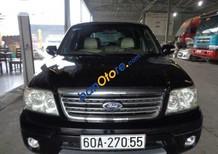 Bán Ford Escape AT sản xuất 2004, màu đen đã đi 5000 km