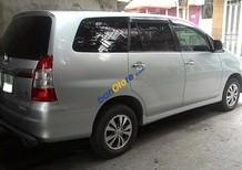 Cần bán Toyota Innova G đời 2009, màu bạc