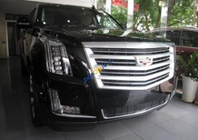 Cần bán Cadillac Escalade ESV Platinum Edition năm 2016, màu đen, nhập khẩu