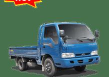 Bán xe tải Kia K165s- tải 2t4- 2,4t- 2 tấn 4, chạy thành phố