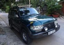 Bán xe cũ Toyota Land Cruiser đời 1994, máy móc nguyên zin, nội, ngoại thất sạch sẽ, bao test