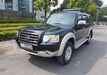 Cần bán xe Ford Everest 4X2WD AT, sản xuất và đăng ký năm 2009 còn rất đẹp và chất