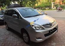 Bán Toyota Innova G sản xuất 2010, bảo dưỡng định kỳ theo hãng Toyota
