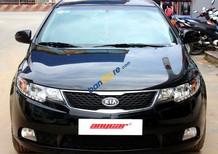 Bán Kia Forte SX 1.6MT năm sản xuất 2012, màu đen số sàn