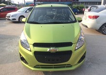Bán Chevrolet Spark duo đời 2016, màu xanh lục, giá tốt