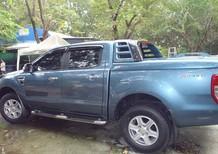 Cần bán thanh lý em  Ford Ranger đời 2015, màu bạc, nhập khẩu nguyên chiếc