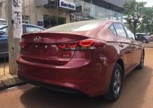 Bán Hyundai Elantra MT năm 2016,1.6 MT , Hỗ trợ vay vốn 80% giá trị xe , màu đỏ