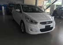 Cần bán xe Hyundai Accent 5 cửa đời 2016, màu trắng, nhập khẩu nguyên chiếc, 549 triệu
