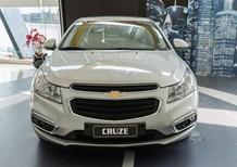 Bán Chevrolet Cruze 1.8 LTZ AT 2016, màu bạc