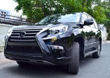 Cần bán lại xe Lexus GX460 Luxury năm 2015, màu đen, nhập khẩu chính chủ