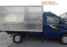 Bán xe tải Thaco Towner 950A thùng kín tải trọng 615 kg, chạy nội thành