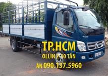 TP. HCM Thaco Ollin 700B MỚI, màu xám, nhập khẩu nguyên chiếc