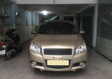 Bán ô tô Chevrolet Aveo 2016, màu vàng, số sàn