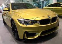 BMW M4 siêu cá tính, siêu thể thao, lướt mạnh mãnh trên mọi nẻo đường