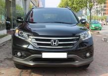 Cần bán xe Honda CR V 2014, màu đen , xe tư nhân chính chủ từ đầu