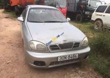 Cần bán xe Daewoo Lanos sản xuất 2002, màu bạc giá cạnh tranh