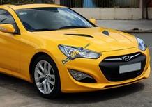 Cần bán lại xe Hyundai Genesis 2.0T sản xuất năm 2014, màu vàng, nhập khẩu số tự động