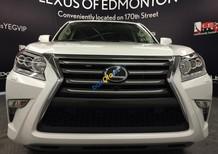 Cần bán xe Lexus GX460 Luxury sản xuất năm 2016, màu trắng, nhập khẩu