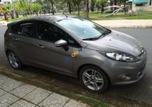 Cần bán xe Ford Fiesta năm sản xuất 2011, màu xám, giá chỉ 438 triệu