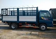 Xe tải Ollin 5 tấn Trường Hải mới nâng tải tại Hà Nội 2017