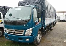 Giá xe tải Ollin 7 tấn Trường Hải mới nâng tải 2017 ở Hà Nội