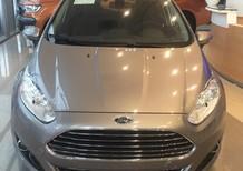 Ford Fiesta AT 5D Sport đời 2017, đủ màu, giao xe ngay, giá sốc, tặng phụ kiện, hỗ trợ trả góp 7 năm lãi xuất cực thấp