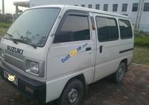 Cần bán Suzuki Blind Van sản xuất 2012, màu trắng