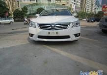 Bán Toyota Camry 2.0 đời 2011, màu trắng, xe nhập, còn mới, 815 triệu