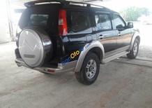 Cần bán lại xe Ford Everest sản xuất 2007, màu đen