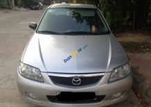 Bán xe Mazda 323 năm 2002, màu bạc, 230 triệu
