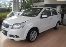 Bán Chevrolet Aveo LT 1.5 hỗ trợ 100% nhận xe ngay về nhà, lãi suất 0%