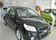 Bán Chevrolet Aveo LTZ 1.5 hỗ trợ 100% nhận xe ngay về nhà, lãi suất 0%