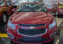 Chevrolet Cruze được ưa chuộn hàng đầu trên thế giớ dòng sedan