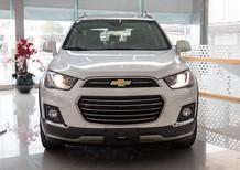 Chevrolet Captiva Revv đỉnh cao của công nghệ