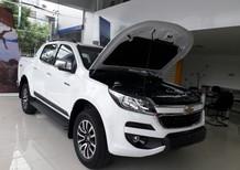 Cần bán xe Chevrolet Colorado High Country sản xuất 2018, màu trắng, xe nhập