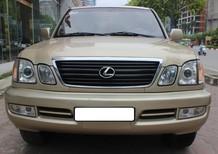 Cần bán gấp Lexus LX 1999, màu vàng cát, nhập khẩu, 980tr
