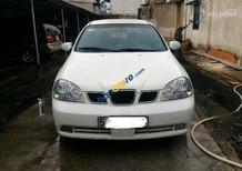 Xe Daewoo Lacetti Max 1.8 sản xuất năm 2004, màu trắng