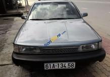 Cần bán lại xe Toyota Camry năm 1987, màu xám