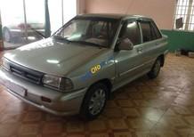 Xe Kia Pride sản xuất năm 1996, màu bạc, nhập khẩu Hàn Quốc