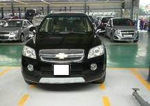 Bán ô tô Chevrolet Captiva đời 2007, màu đen