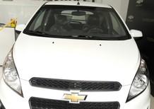 Bán xe Chevrolet Spark Duo 2017, xe chở hàng trong thành phố không bị phạt, giá rẻ nhất
