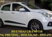 Grand i10 2018 đà nẵng , màu trắng, LH : TRỌNG PHƯƠNG - 0935.536.365, hỗ trợ cực tốt, đăng ký Grab