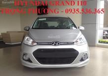 Bán xe Grand i10 đời 2018 đà nẵng,LH : TRỌNG PHƯƠNG - 0935.536.365, hỗ trợ đăng ký đăng kiểm, đăng ký vào GRAB